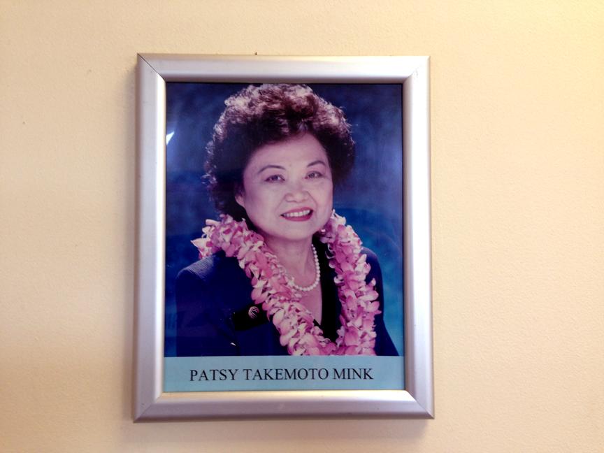 patsy takemoto mink Patsy matsu takemoto mink ( 竹本 まつ takemoto matsu, december 6, 1927 – september 28, 2002) was an american politician from the us state of hawaii  mink.