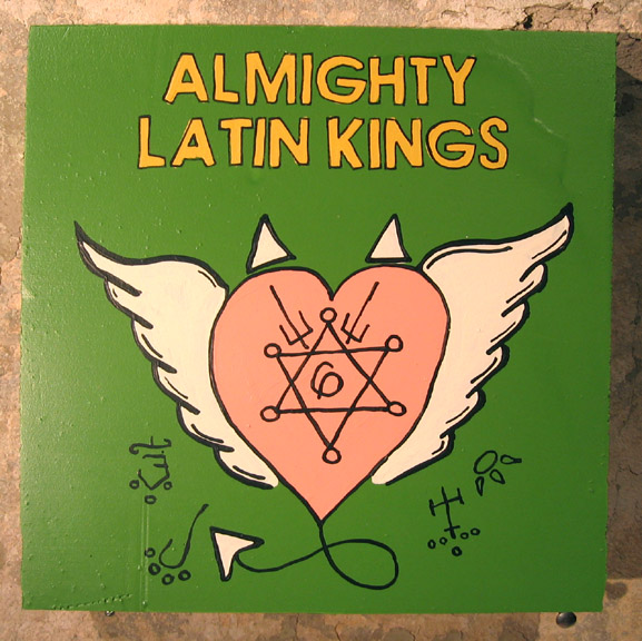 latin kings graffiti - photo #35