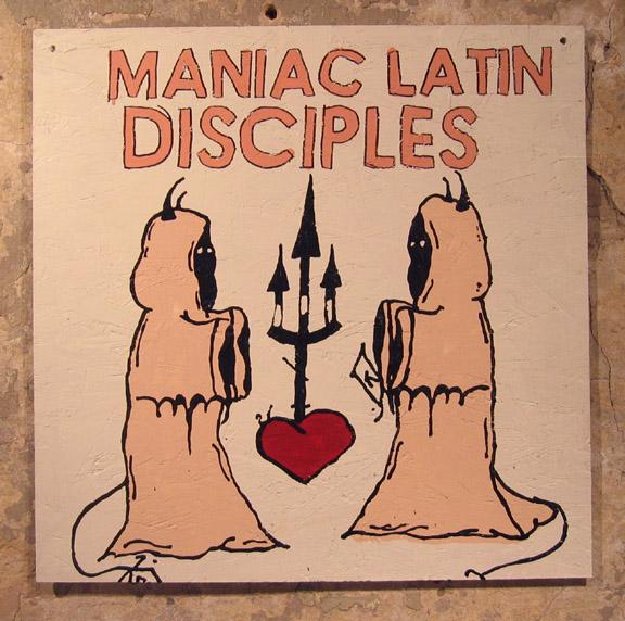 Manic Latin Disciples 15